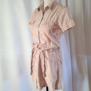 *2/$14* Orsay Cotton Dress Size Small